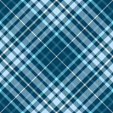 Plaid check pattern. Seamless checkered fabric texture. Archivio Fotografico - 122854971