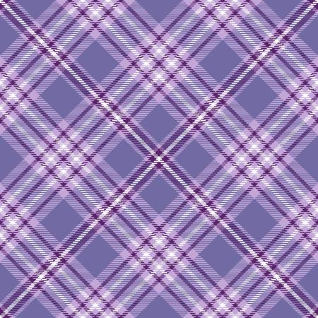 Plaid check pattern. Seamless checkered fabric texture. Reklamní fotografie - 122855058