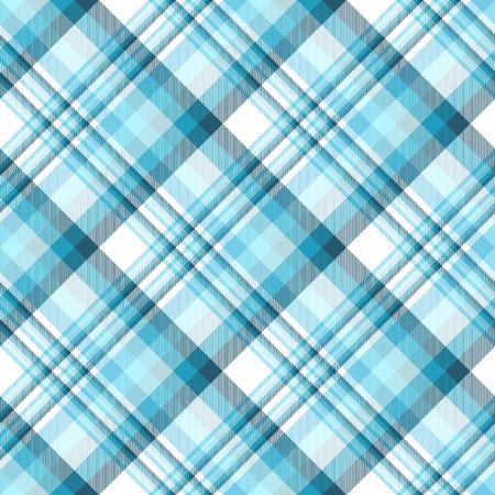 Plaid check pattern. Seamless checkered fabric texture. Reklamní fotografie - 122855059