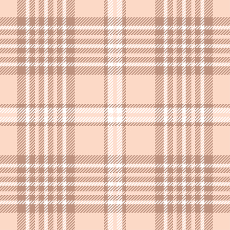 Plaid check pattern. Seamless checkered fabric texture. Reklamní fotografie - 122855064