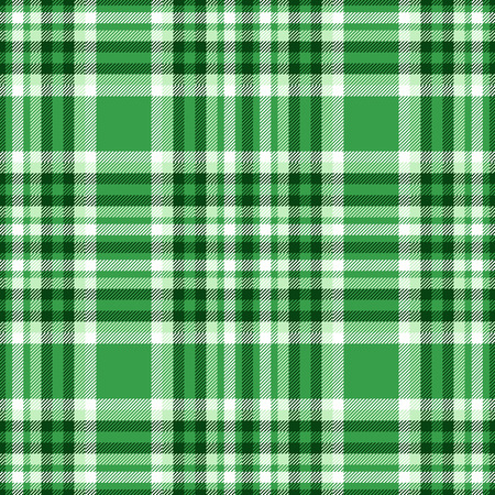 Plaid check pattern. Seamless checkered fabric texture. Reklamní fotografie - 122855067
