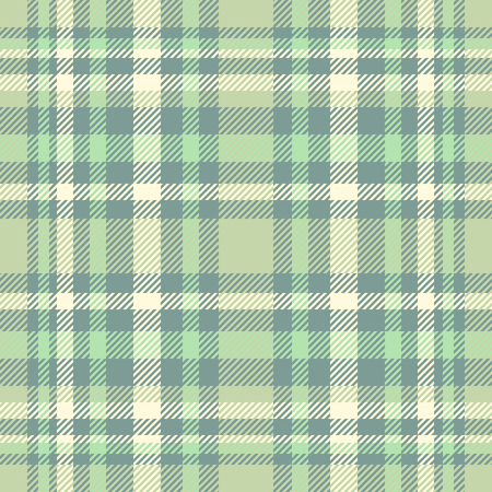 Plaid check pattern. Seamless checkered fabric texture print. Reklamní fotografie - 122855069