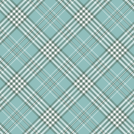 Plaid check pattern. Seamless checkered fabric texture print. Reklamní fotografie - 122855080
