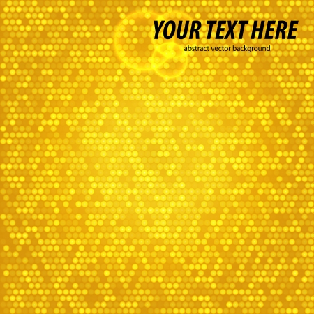 digital image: Abstract yellow background.