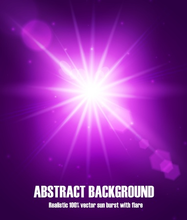 Abstract pink disco background