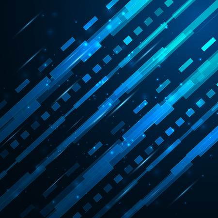Futuristic digital background. Technology illustration for your business,science,technology artwork.