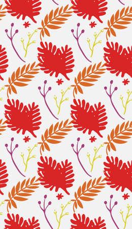 Bright colors of seamless pattern. 일러스트