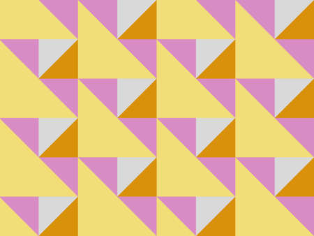 Bright colors of seamless pattern. Illustration