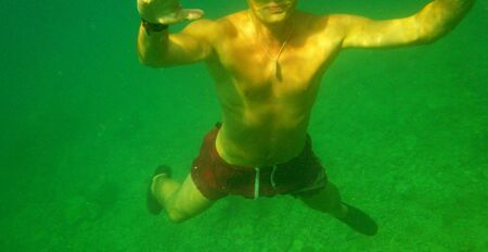 snorkelling: diving and snorkelling photo