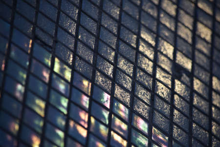diamond stones: Decoration Fractals Stock Photo