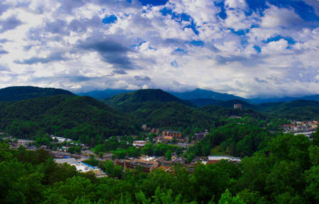 tennessee: Gatlinburg Tennessee Smoky Mountains