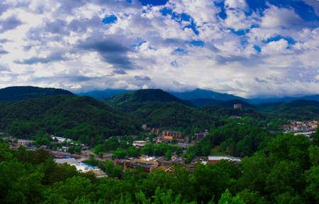 tennesse: Gatlinburg Tennessee Smoky Mountains