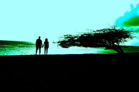 True Love- Long Walks on the Beach