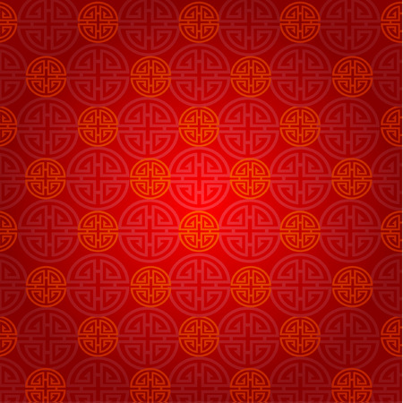 Oriental Chinese New Year Element Vector Design