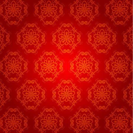 abstract chinese new year background vector design stock vector 34945395