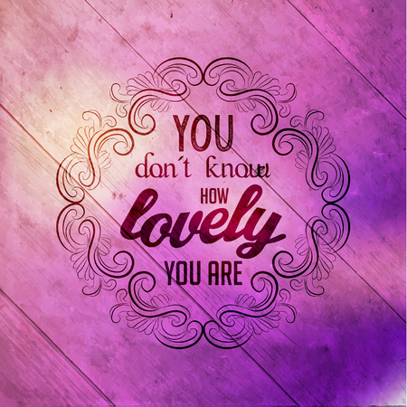 wording: Inspirational and encouraging quote typography vector design Illustration