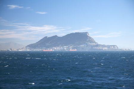 seaports: bay of algeciras and gibraltar