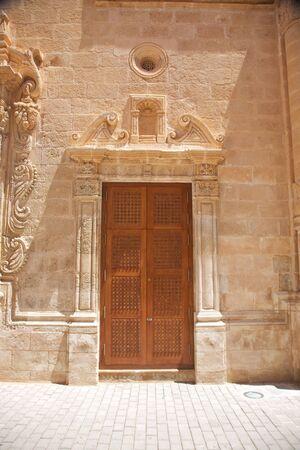 menorca: Ciutadella city at Menorca island in Spain