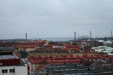 gothenburg: Gothenburg In Winter Editorial