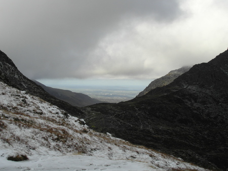 snowdonia: Snowdonia, Wales Stock Photo