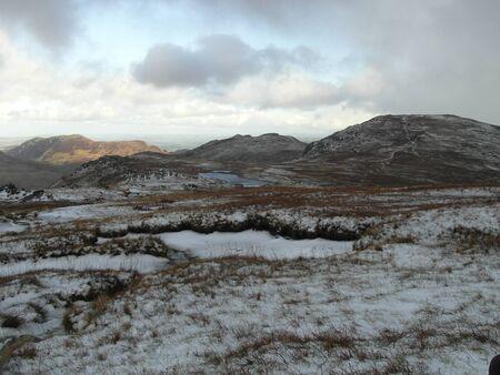 Snowdonia, Wales Stock Photo