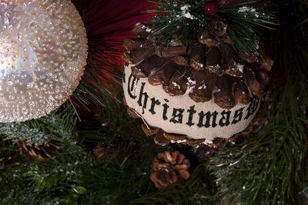 hick: detail Christmas tree decoration