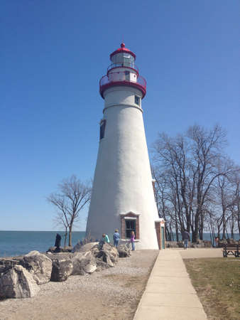 erie: Lighthouse at Lake Erie