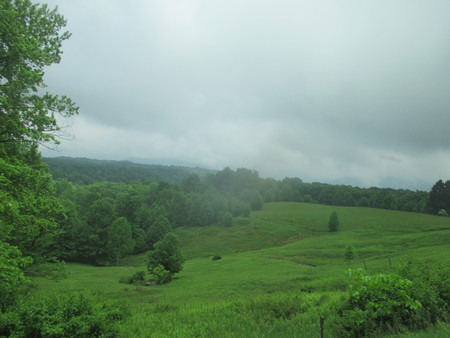 country side: West Virginia Country Side