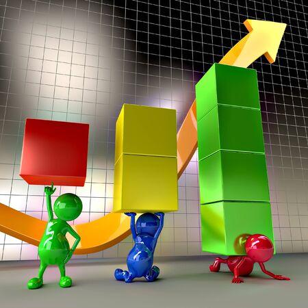 3d gente puede manejar el éxito