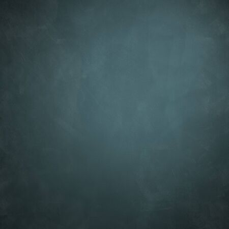 Blue Chalkboard texture background with copy space photo