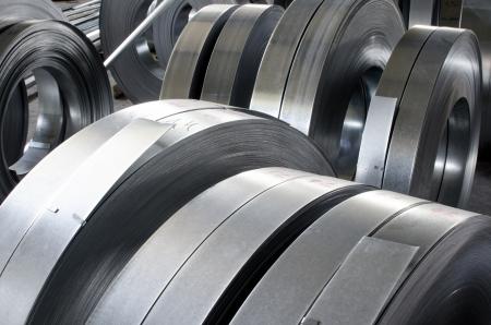 hojalata rollos de metal