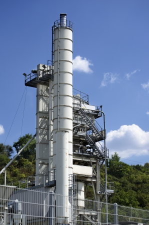 industrial plant Stock Photo - 21892942