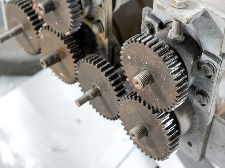 gears close up photo