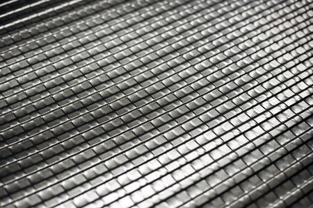 nickel panel: sheet metal abstract background texture