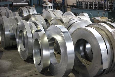 sheet metal rolls photo