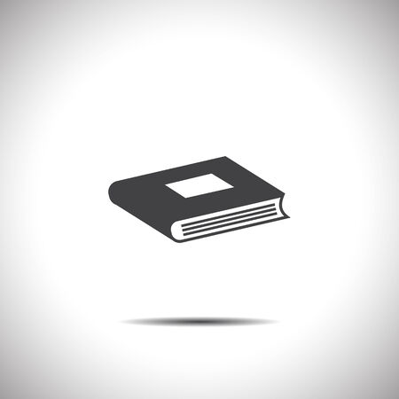 encyclopedia: book vector icon