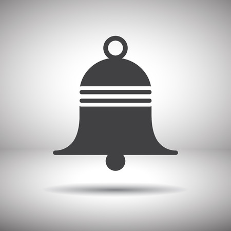 bell vector icon Vector