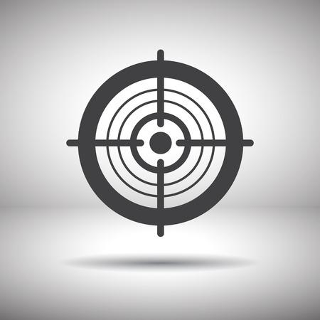 target vector icon Vector