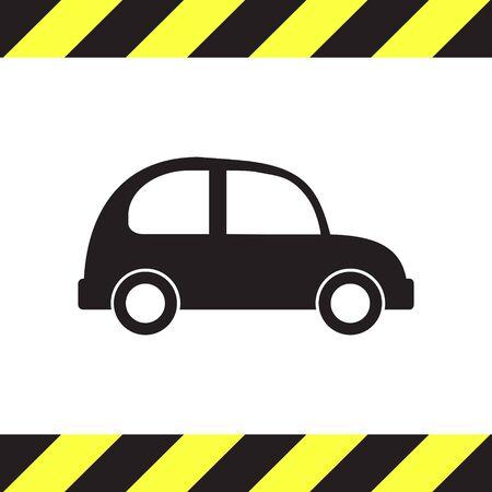 car vector icon logo Vector
