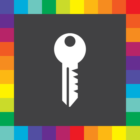 key vector icon Vector