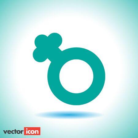 gender symbol: female gender symbol icon