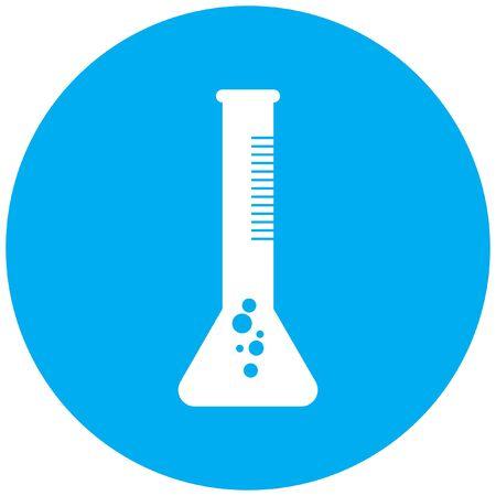 laboratory test: laboratory test tube icon