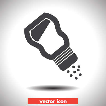 saltshaker: saltshaker vector icon