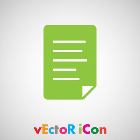 document black vector logo Vector