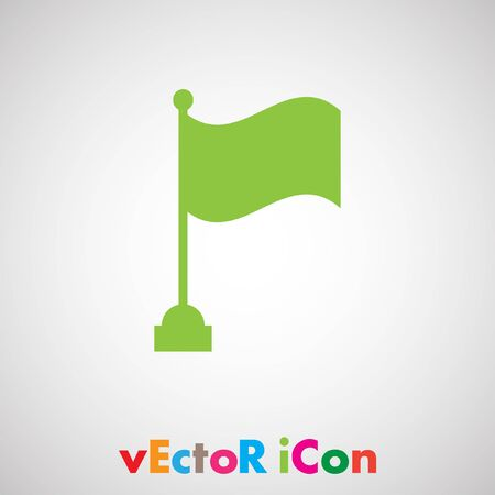 flag vector icon Vector