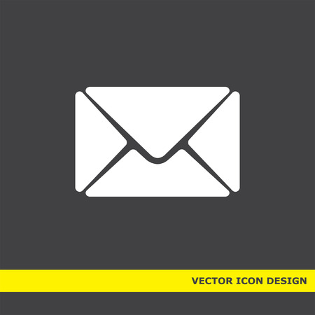 mail vector icon Vector