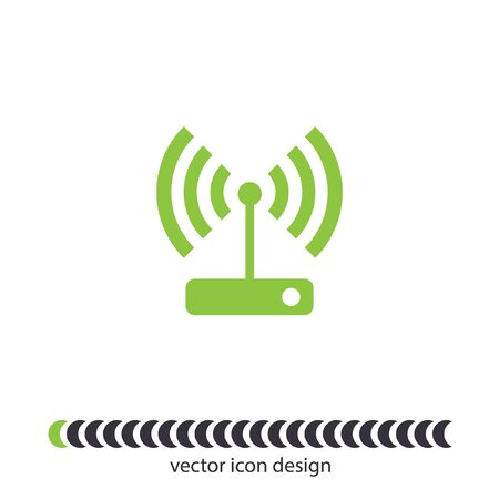 wi fi vector icon Vector