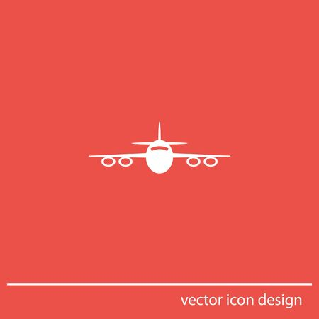 airplane: airplane vector icon