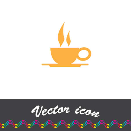 coffee cup vector: tazza di caff� icone vettoriali