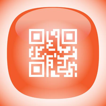qr code vector icon Vector